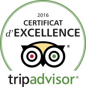 Certificat d'excellence